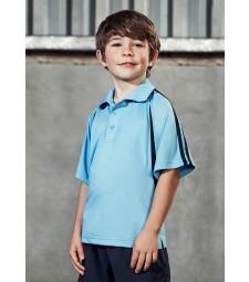 Biz Collection Kids Flash Polo