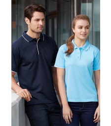 Biz Collection Ladies Elite Polo