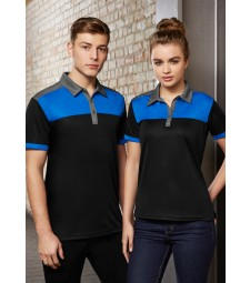 Biz Collection Mens Charger Polo