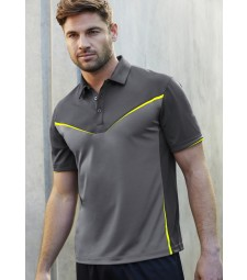 Biz Collection Mens Victory Polo