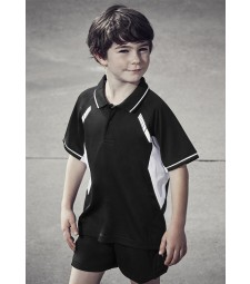 Biz Collection Kids Renegade Polo