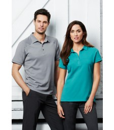 Biz Collection Mens Profile Polo