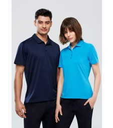 Biz Collection Mens Aero Polo