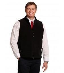 Winning Spirit Men's Bonded Fleece Vest