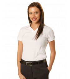 Winning Spirit Ladies' TrueDry® Short Sleeve Polo