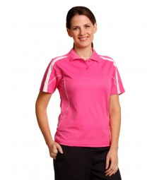 Winning Spirit Ladies' TrueDry® Fashion Short Sleeve Polo