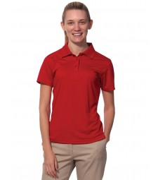 Winning Spirit Ladies' CoolDry® Textured Polo