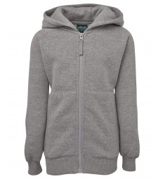 JB's Adults Full Zip Fleecy Hoodie
