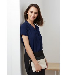 Biz Collection Ladies Madison Short Sleeve