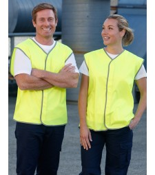 Winning Spirit High Visibility Safety Vest