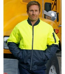 Winning Spirit High Visibility Two Tone Flying Jacket