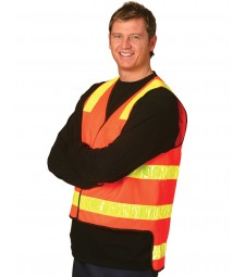 Winning Spirit VIC Road Style Safety Vest