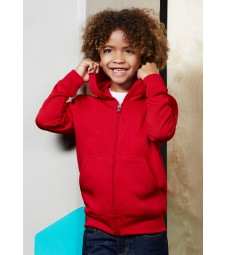 Biz Collection Kids Hype Full-Zip Hoodie
