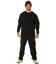 Winning Spirit Adults' Traditional Fleecy Trackpants