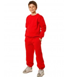 Winning Spirit Kids' Traditional Fleecy Trackpants