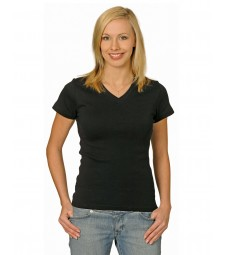 Winning Spirit Stretch Short Sleeve Tee Ladies