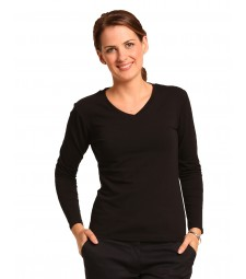 Winning Spirit  Stretch Long Sleeve Tee Ladies'