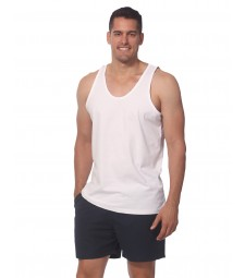 Winning Spirit  Trainer's Cotton Singlet Men's