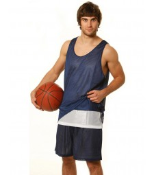 Winning Spirit Adults' CoolDry®Reversible Basketball Singlet
