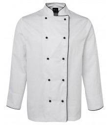 JB's Long Sleeves Unisex Chefs Jacket