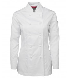 JB's Ladies Long Sleeves Chef's Jacket