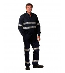 Winning Spirit Pre-Shrunk Drill Pants With 3m Tapes Regular Size