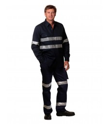 Winning Spirit Pre-Shrunk Drill Pants With 3m Tapes Stout Size