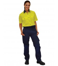 Winning Spirit Ladies' Durable Work Pants