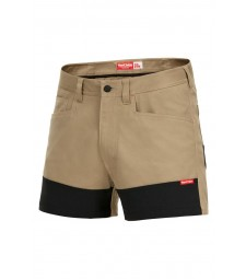Yakka Legends 3D Stretch Short