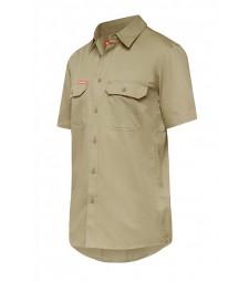 Yakka Koolgear Ventilated  Short Sleeve Shirt