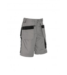 Syzmik Mens Ultralite Multi-pocket Short
