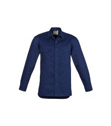 Syzmik Mens Lightweight Tradie Shirt - Long Sleeve