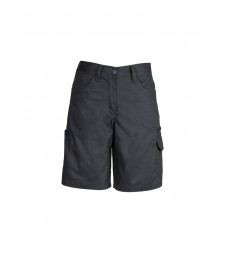 Syzmik Womens Plain Utility Short