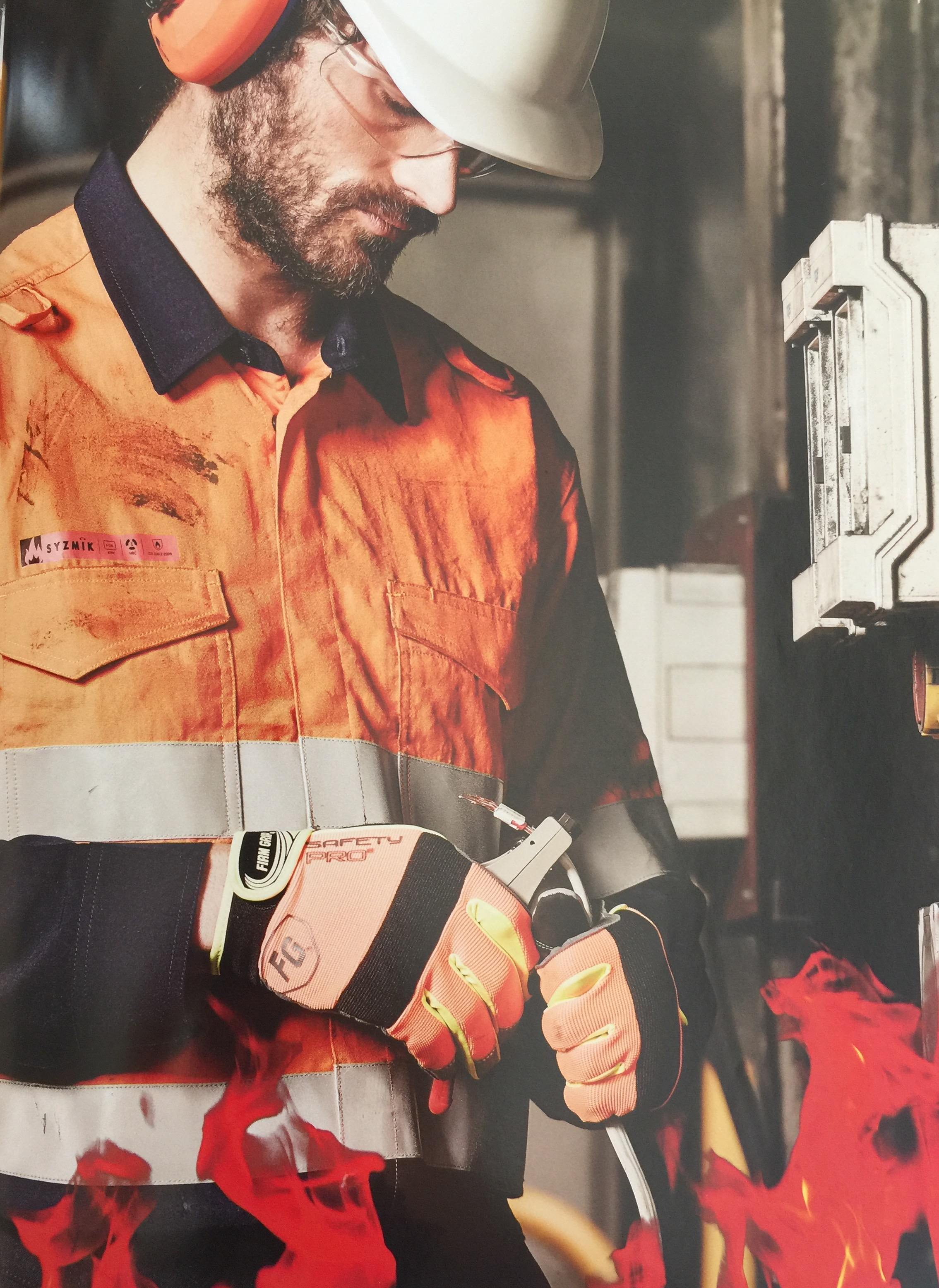 The Importance of Fire Amour (FR) Clothing in a High Risk Work Environment